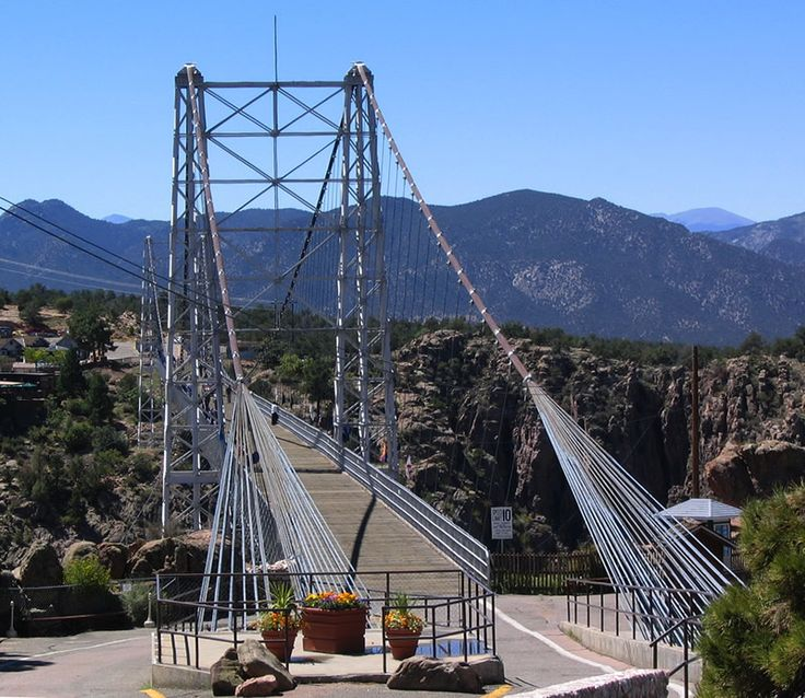 Visiting Colorado Springs: 165 Best Royal Gorge Bridge And Park Images On Pinterest