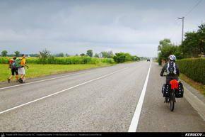 Traseu cu bicicleta MTB XC El Camino de Santiago del Norte - 2: Laredo - Colindres - Guemes - Somo - Santander . MTB Ride El Camino de Santiago del Norte - 2: Laredo - Colindres - Guemes - Somo - Santander - Cantabria, Spania