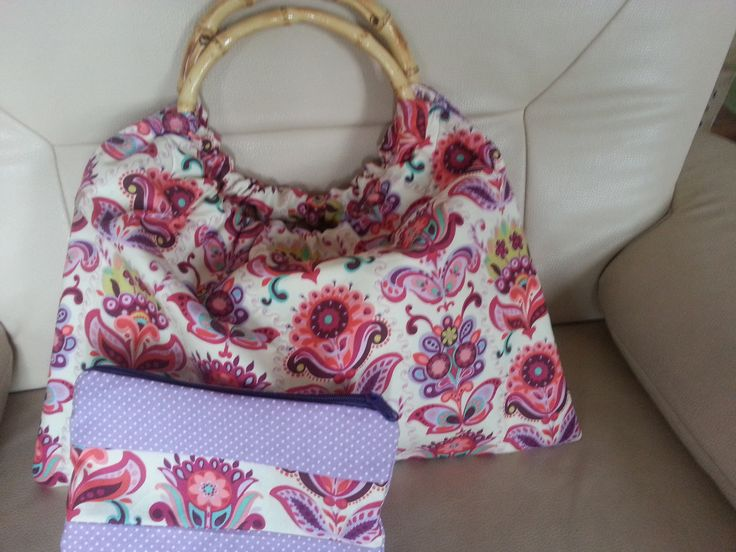 Petra Handbag Sewing