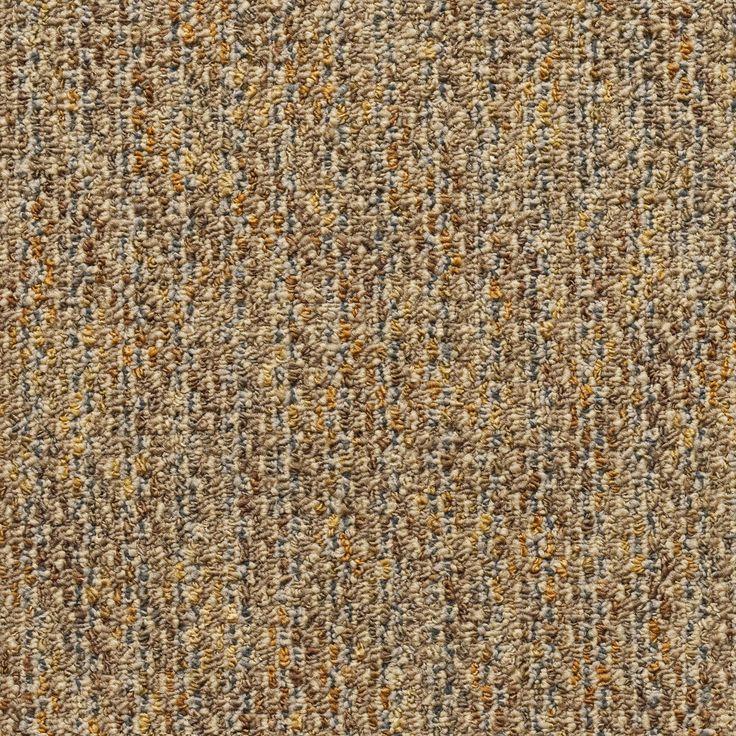 "Mohawk Machais 24"" x 24"" Carpet tile in Hugo (sample beige/sample brown), Size 24 x 24"