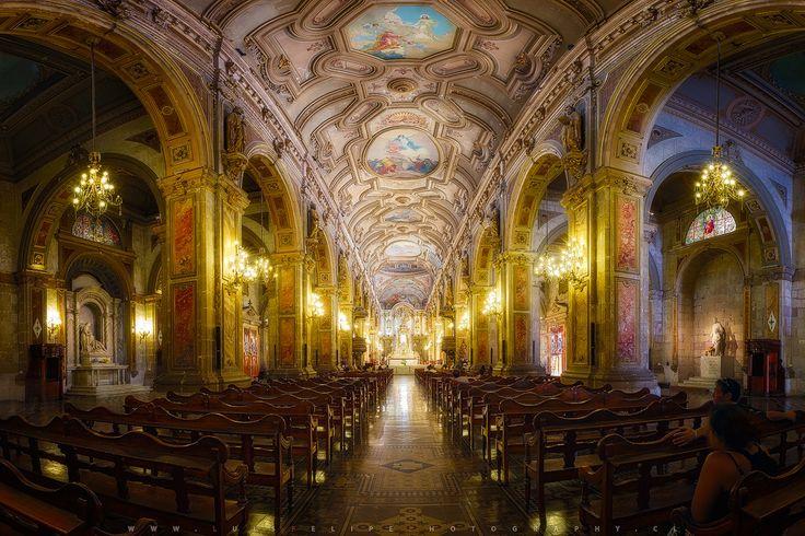Catedral Metropolitana de Santiago by Luis Felipe Peña Sandoval on 500px