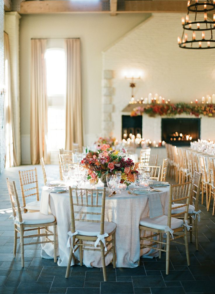 Design and florals by Joy Thigpen. Photographed by Eric Kelley at Early Mountain Vineyards in Madison, VA. www.weddingsunveiledmagazine.com.
