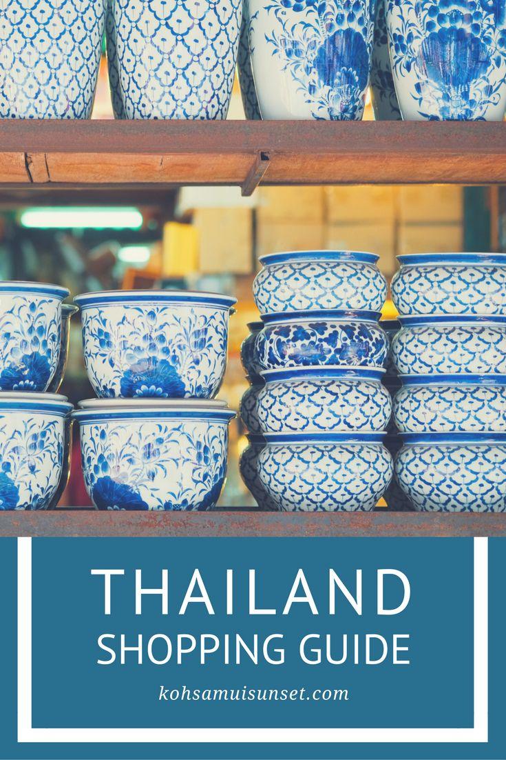 Bangkok, Thailand: Bangkok Shopping Guide: The Best Things to Buy in Bangkok [ + Thailand shopping survival tips!]… click through to read more: http://www.kohsamuisunset.com/best-things-to-buy-thailand/ | Bangkok shopping