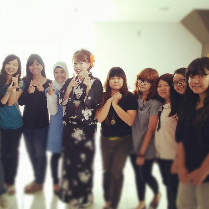 #College #japanese
