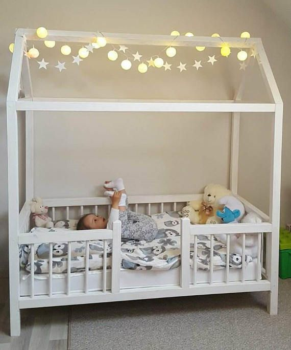 dieser kinder bett skandinavisches design ist ein erstaunlich ko holzhaus bett fr kinder zum schlafen und spielen - Betten Fur Kleinkinder