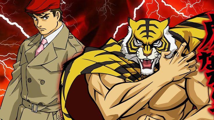 L'Uomo Tigre sta per tornare sul ring!