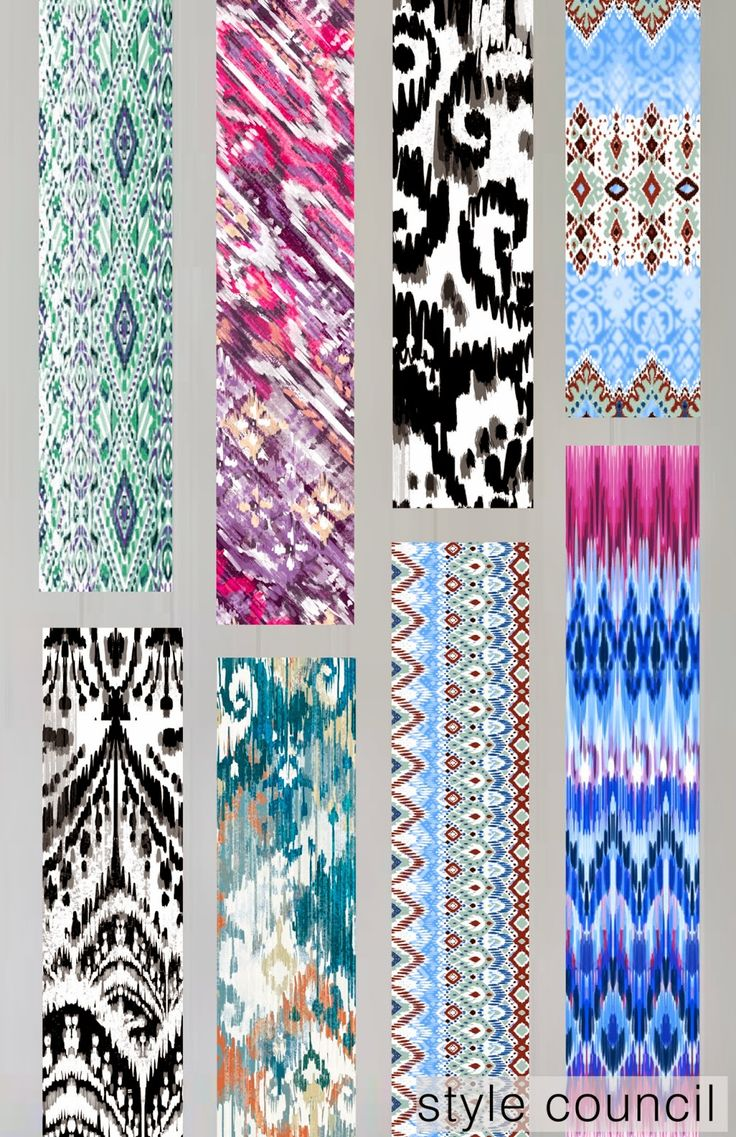 Color printing joliet - Ikat Is The Perfect Summer Print To Beat The Winter Blues This Seasons Easy To Wear It Print Is Slightly Tribal But Could Be Cousin Of