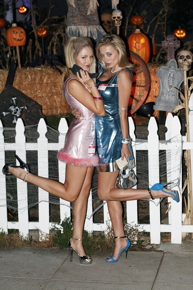 Brillz! Romy and Michele | 18 Fantastic Halloween Costume Ideas For '90s Girls... Some day I will be a Sailor Scout!
