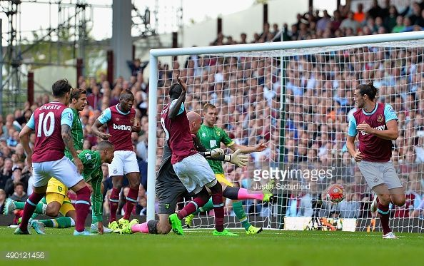 West Ham United 2-2 Norwich City - Premier League Preview