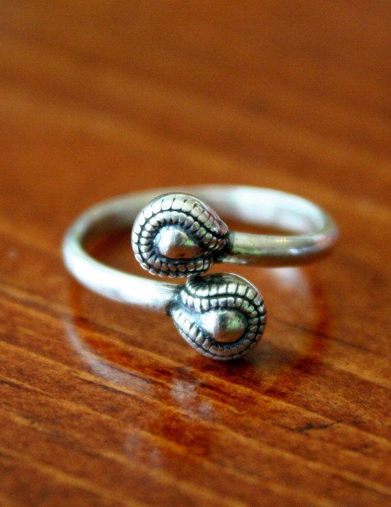 Softball/ Baseball Lover Sterling Silver (Adjustable Ring) on Etsy, $30.00