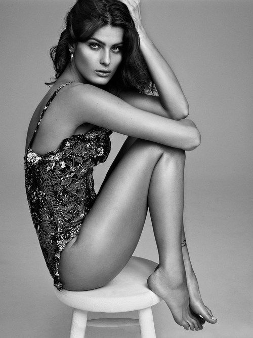 Isabeli Fontana by Lachlan Bailey for 25 Magazine #2S/S 2013