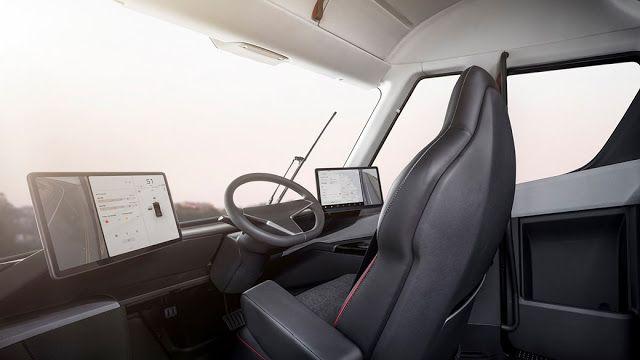 NOTICIAS   Transporte Carga de Argentina y Chile  Tesla revoluciona la industria del transporte de carga con su modelo ¨Tesla Semi¨
