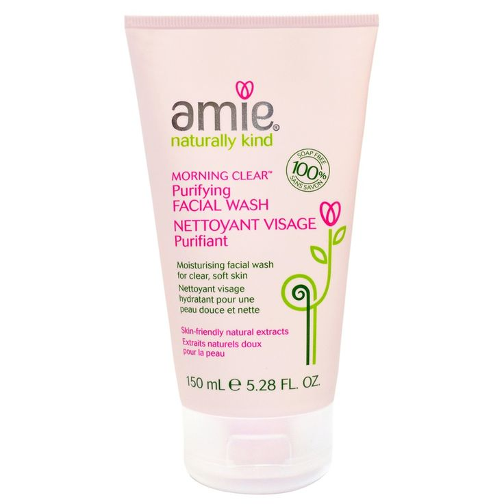 Amie Morning Clear Purifying Facial Wash 150 mL