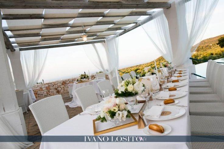 Reception arrangements  www.italianweddingcompany.com