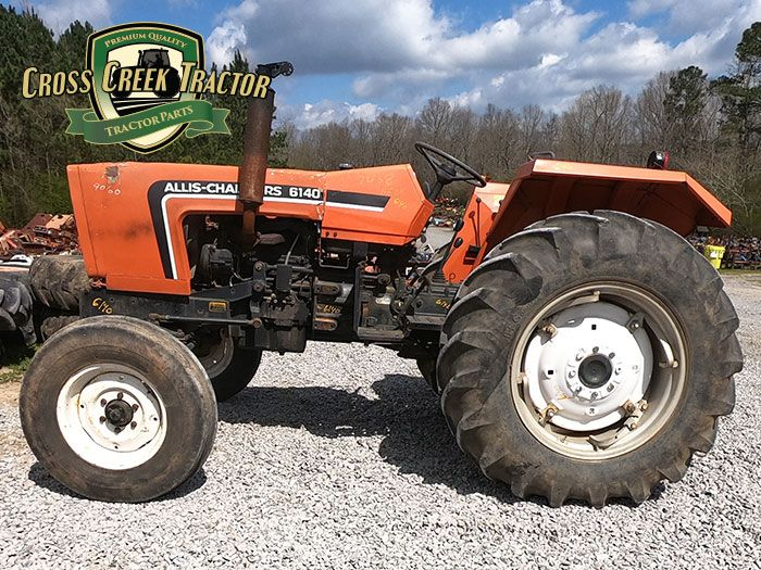 Used Allis Chalmers 6140 Tractor Parts | Used Allis Chalmers