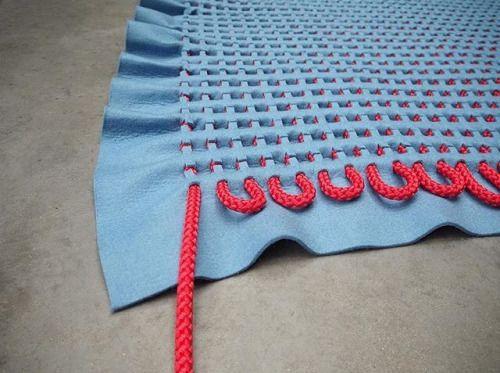 say hi to_ Robin Pleun | The Netherlands | Textile Design