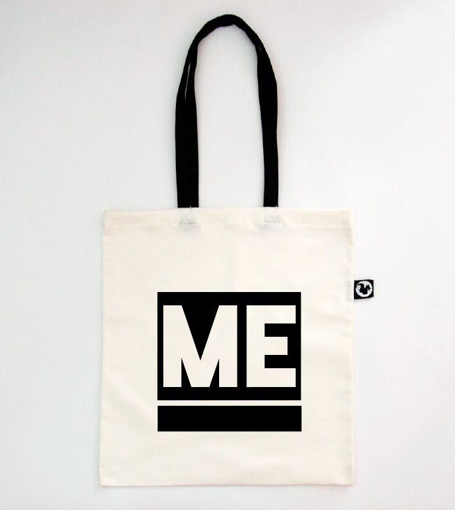 ME totebag! -20% !!!  #totebags #screnn #printed #me #handmade #serigrafia #diseño