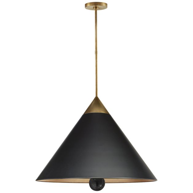 """Cleo Large Pendant (small is 20""""w and 840 each - large is 30"""" and 1470)"""