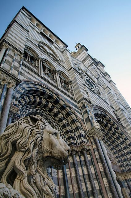 San Lorenzo Cathedral, Genova, Italy