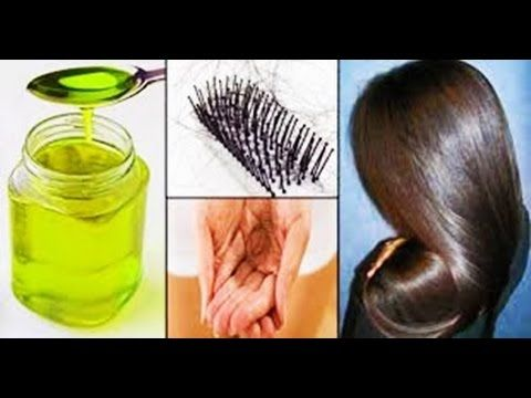 One Oil That Will Stop Your Hair Fall and Grow Thick Long Hair Benefits ...