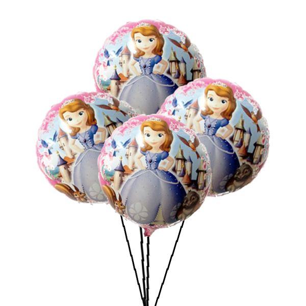 Balloon of Princess Sofia for your girl's Birthday. #Birthday #Balloon #Delivery to #Bahrain