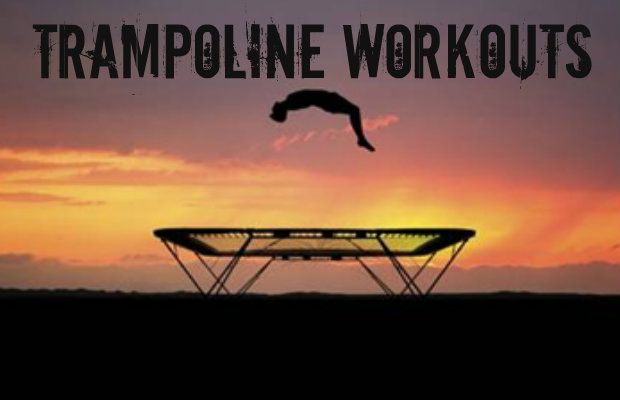 Trampoline Workout How many of y'all own a trampoline? Trampolines are not only a super fun way to pass the time, but they are also a great way to exercise! Did you know that jumping on the trampoline for 10 minutes is the same amount of exercise as a 30 minute jog? Totally true! Here is an exercise routine to c...  Read More at http://www.chelseacrockett.com/wp/lifestyle/trampoline-workout/.  Tags: #Exercise, #Fit, #Fun, #GetFit, #Healthy, #Trampoline, #TrampolineWork