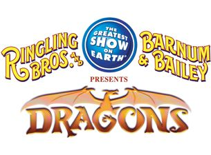 Ringling Bros. and Barnum & Bailey Circus - Dragons coming to the TUCenter May 2nd-5th!