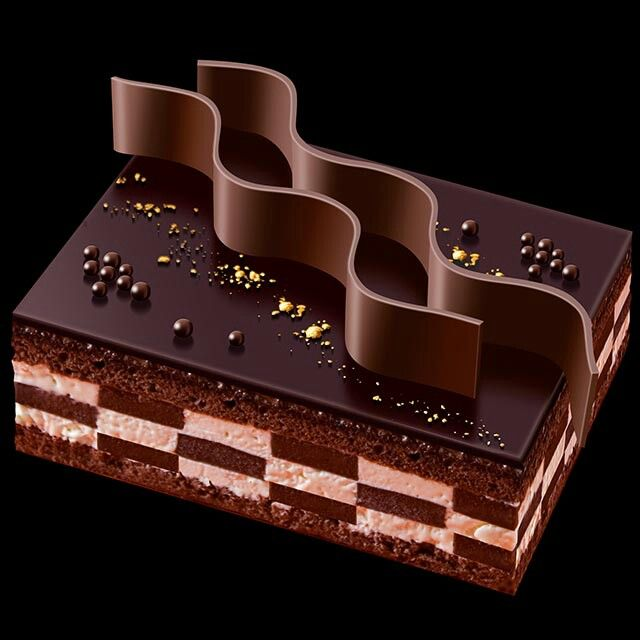 Delice cake by tulip pastry chef #tulipchocolate