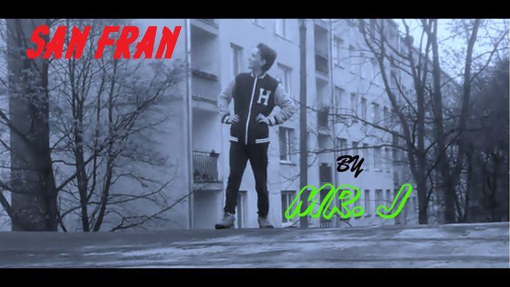 polecam mój nowy utwór na YouTube : Mr. J San Fran https://www.youtube.com/channel/UCkR64dXbwXIXZlNhqzV_siA