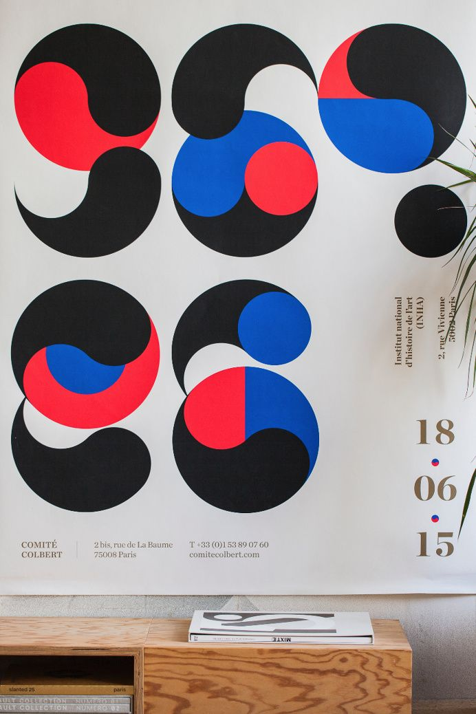 Les Graphiquants 2015 in Graphic Design / Poster Inspiration