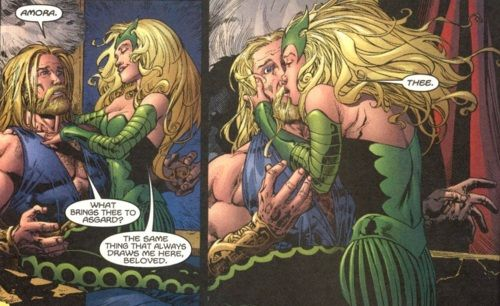 Amora the Enchantress (now with her lovely sister Lorelei) Appreciation - Page 8