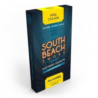 Pina Colada Flavour Electronic Cigarette Refills!