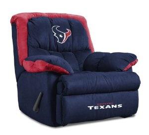 Amazon.com: Imperial Houston Texans Home Team Recliner Recliner: Furniture & Decor
