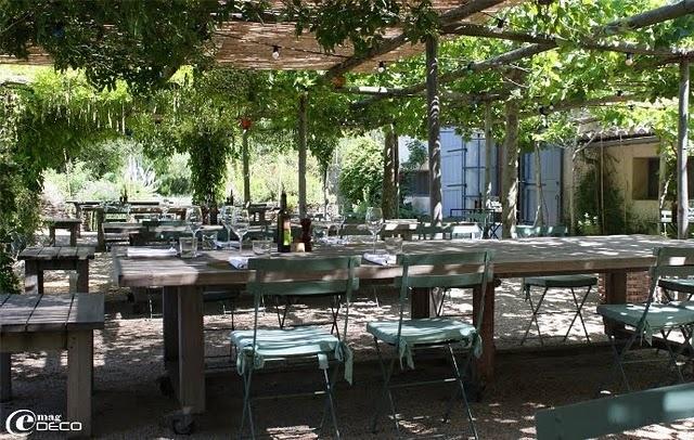 La Chassagnette Camargue Restaurant, Provence, France