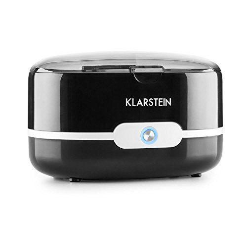 Klarstein Superpure Nettoyeur: Appareil à ultrason pour nettoyer et dégraisser les montres de Klarstein est idéaö pour les pièces. les…
