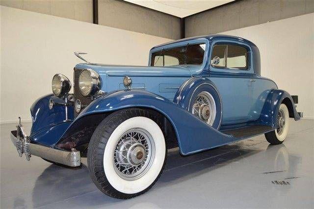 1933 Cadillac LaSalle Sedan