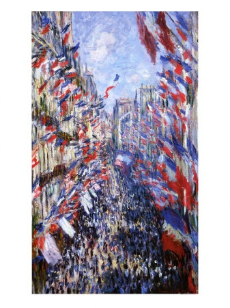 Tons of French recipes and ideas for a Bastille Day menu !!