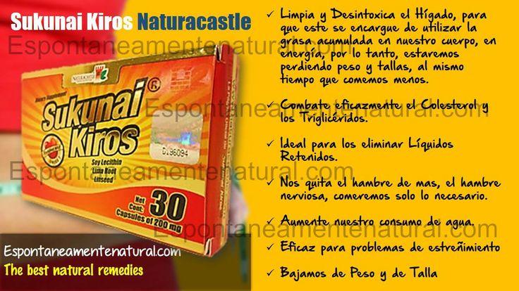Sukunai Kiros Ingredients: Artichoke, Canadian Flax, Garcinia cambogia, Malva, Root Lima, Soy Lecithin, Quassia.