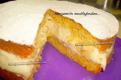 Kolay Alman Pastası Tarifi | Yemek Tarifleri Sitesi - Oktay Usta - Harika ve Nefis Yemek Tarifleri