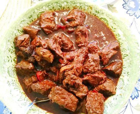 Crockpot – Koreansk pulled beef medsweetchilisås