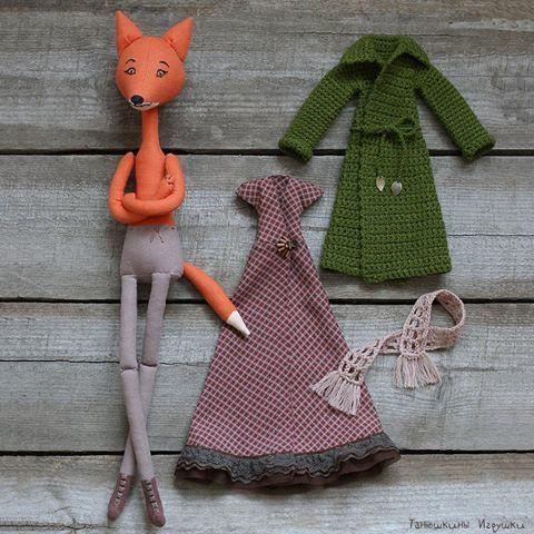 Fox Doll Idea