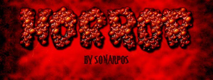 Horror style by sonarpos
