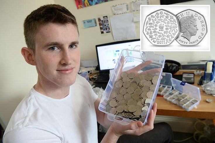 Bristol lad quit his job on a building site to sell coins on eBay - and now his business makes up to £70,000 a year