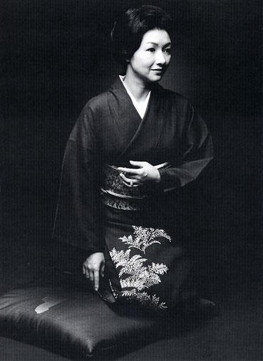 Hideko Takamine, Mikio Naruse's leading actress