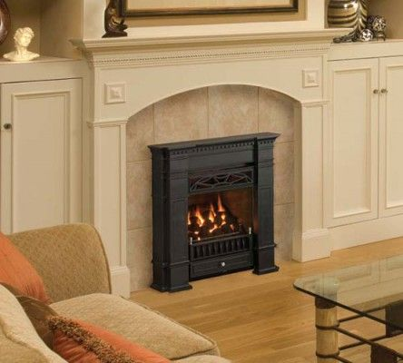 Best 25 Small Gas Fireplace Ideas On Pinterest White