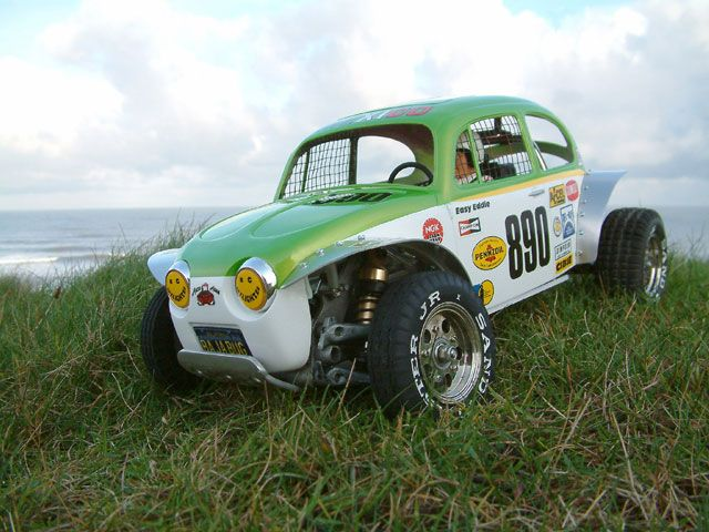 101 Vintage Tamiya r/c models for the radio controlled car collector