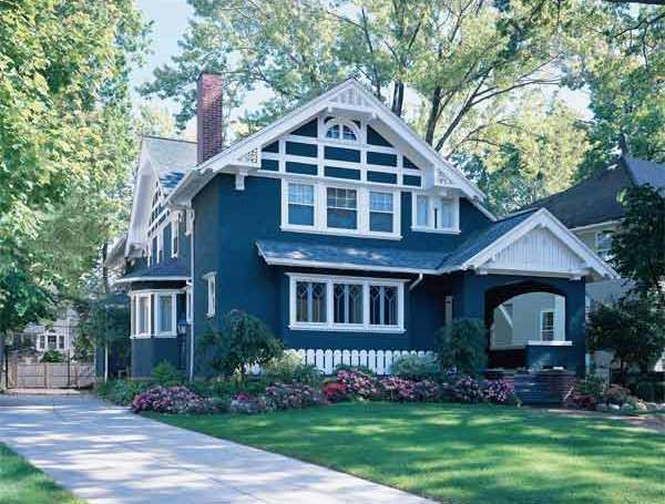 Exterior Paint Colors Blue 297 best exterior paint colors images on pinterest | exterior