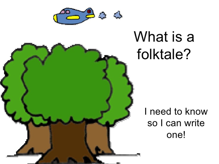 "PowerPoint ""What is a Folktales?"""