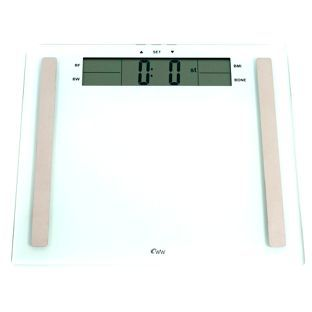 Buy Weight Watchers Ultimate Precision Electronic Scales at Argos.co.uk - Your Online Shop for Body fat monitors and scales, Bathroom scales.