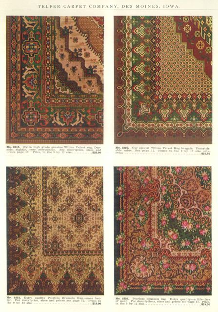Rug Catalog Home Decor